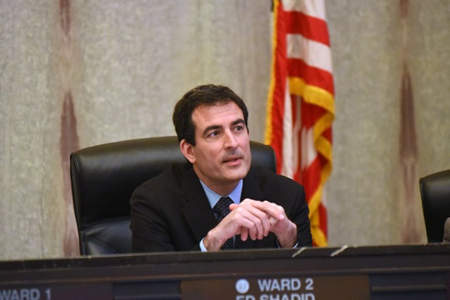Ward 2 Councilman Ed Shadid wants to explore Oklahoma tax and school finance laws to bring a funding proposal to voters to benefit public education. (Gazette / file)