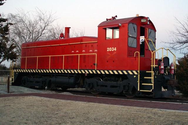 Oklahoma Railway Museum (provided)