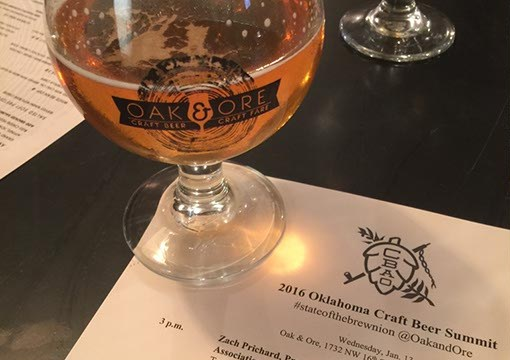 2016 OK Craft Beer Summit