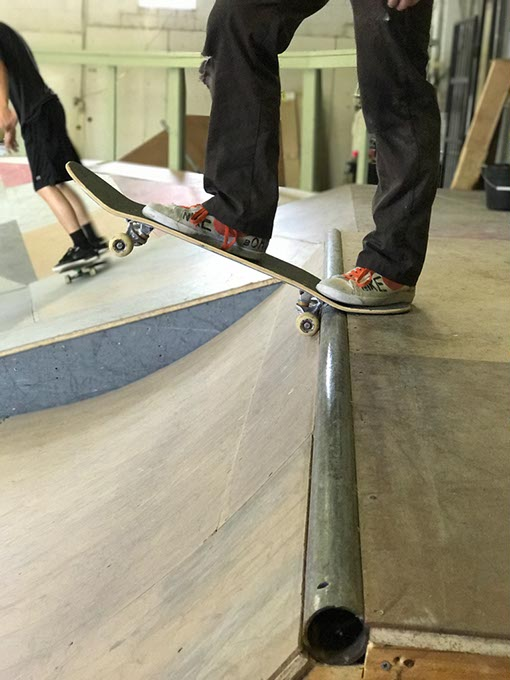 Forgiven Skate Church mentors young Oklahoma City metro skaters. (Heath Shelton / Forgiven Skate Church / provided)