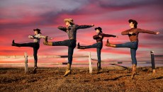 Oklahoma City Ballet brings its production of Agnes de Mille's Rodeo to Armstrong Auditorium after strong audience reception in its 2016 debut. (Armstrong Auditorium / provided)