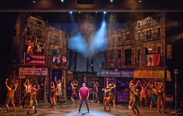 Lyric Theatre of Oklahoma presents Tony Award-winning musical <em>In the Heights</em> Aug. 8-12 at Civic Center Music Hall.  (Kirk Tuck / Lyric Theatre of Oklahoma / provided)
