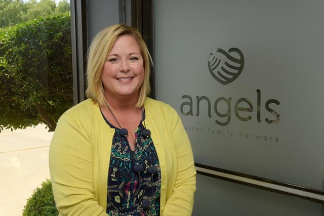 Angels Foster Family Network was founded in 2008 by Jennifer Abney, who was inspired by the desire to make improvements in Oklahoma's foster care system. (Garett Fisbeck)