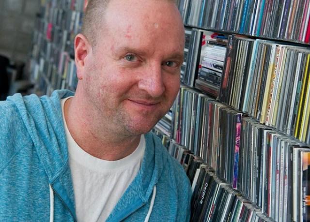 The Spy radio host Ferris O'Brien can now be heard in an earlier time slot Monday-Thursday. (<em>Gazette</em> / file)