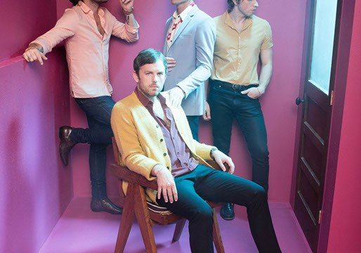 Kings of Leon plays at Chesapeake Energy Arena with Dawes on Oct.4. | Photo RCA / provided