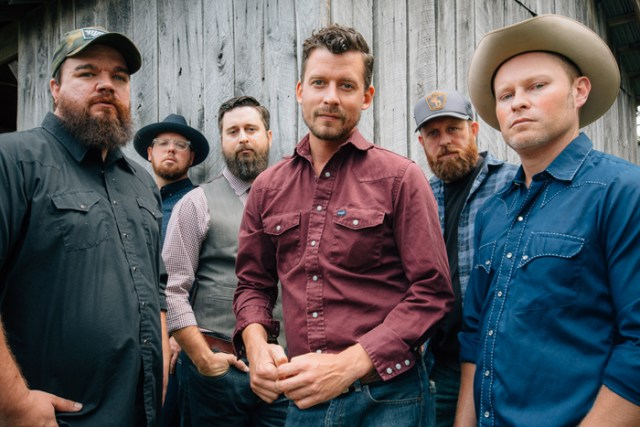 Turnpike Troubadours (David McClister / provided)