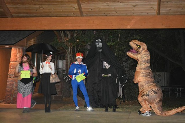 Guests can win zoo gift cards and other prizes through the Creatures and Cocktails costume contest. (Oklahoma City Zoological Park and Botanical Garden / provided)