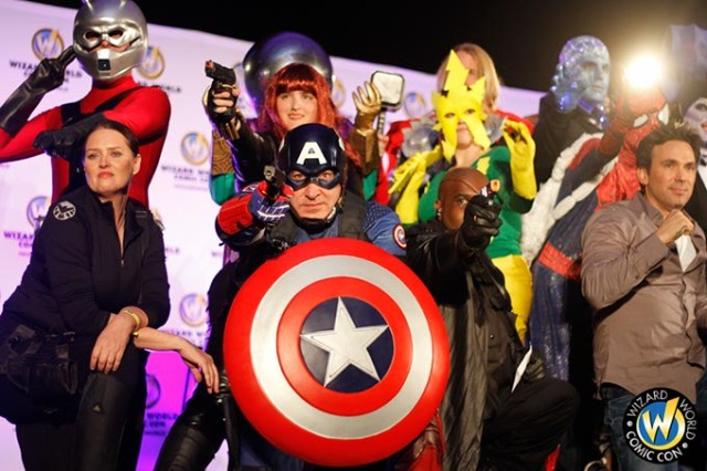 Wizard World Comic Con will feature ample  opportunities to cosplay as favorite pop culture characters. (Sidney Vinson Photography / provided)