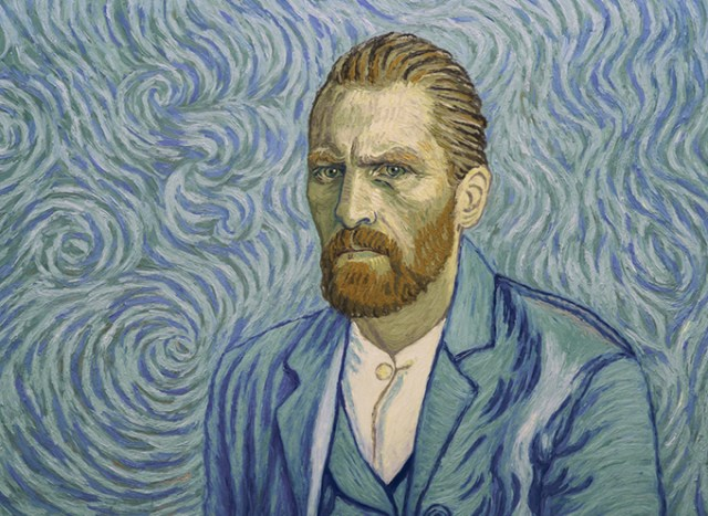 Vincent van Gogh is played by Robert Gulaczyk in <em>Loving Vincent</em>. (<em>Loving Vincent</em> / provided)