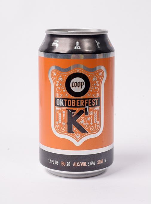 COOP Ale Works Oktoberfest (Garett Fisbeck)