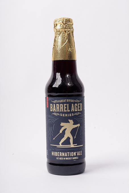 Great Divide Brewing Company Barrel Aged Hibernation Ale (Garett Fisbeck)