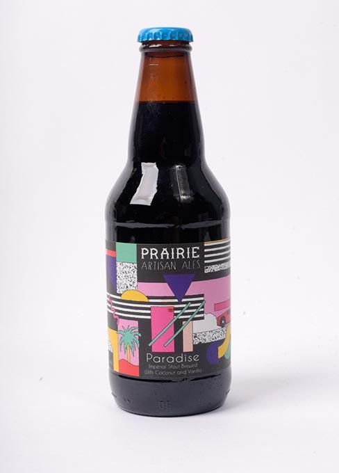 Prairie Artisan Ales Paradise Imperial Stout (Garett Fisbeck)