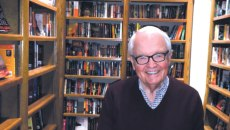 Jim Tolbert founded Full Circle Bookstore in 1977. | Photo Jacob Threadgill