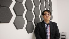 "StarSpace46 co-founder Tommy Yi believes Oklahoma City ""has all the makings of what could be the next major tech city."" (Photo Laura Eastes)"