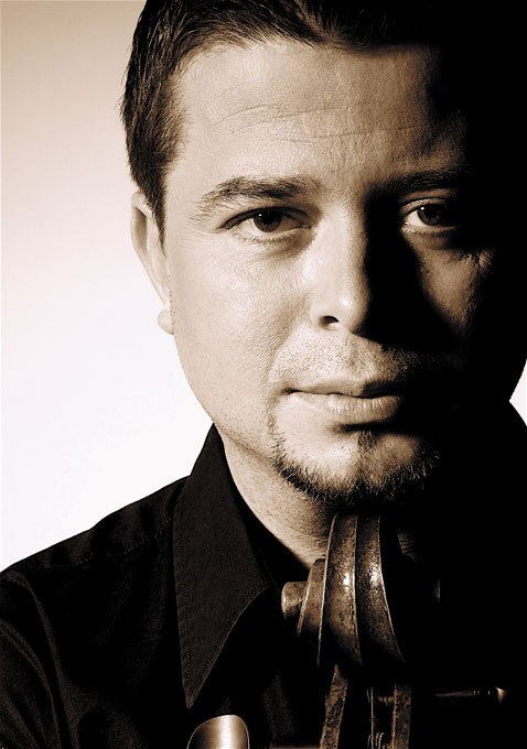 Oklahoma City Philharmonic cellist Tomasz Zieba was born in Poland. (provided)