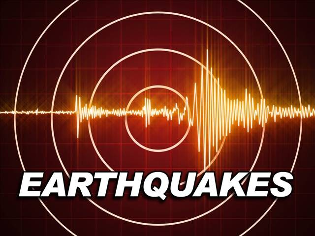 Governor Signs Earthquake Bill