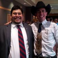 Kenny Bob Tapp Congratulates Michael Stopp Newly Elected Young Republican Chair