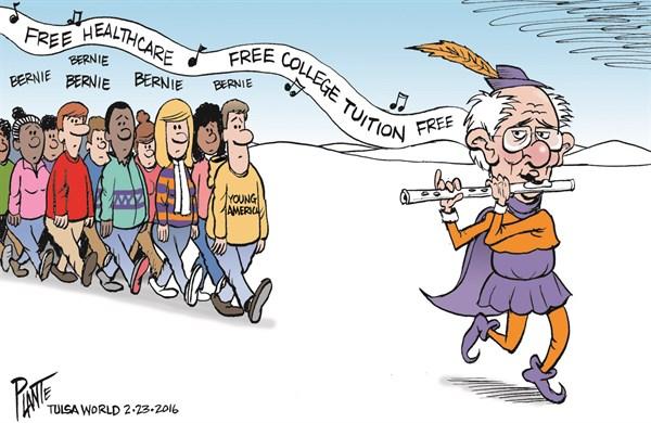 Bernie Comes To Tulsa