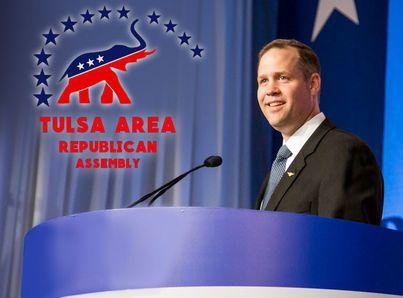 Bridenstine Wins Straw Poll At Tulsa Area Republican Assembly Convention