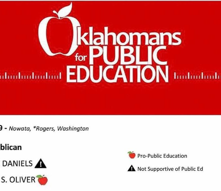 Education Union's Top Picks For Politicians They Can Buy OR ... Don't Bite the Apple