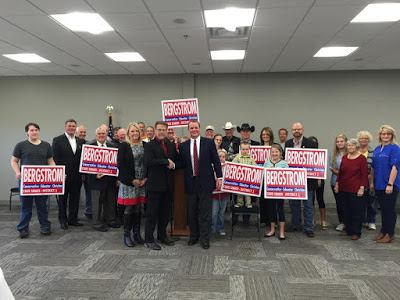 MVP: Lt. Gov. Lamb finishes 105th fundraiser for legislative candidates