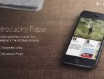 話題の米国限定Facebook公式iOSアプリ「Paper」3つのポイント