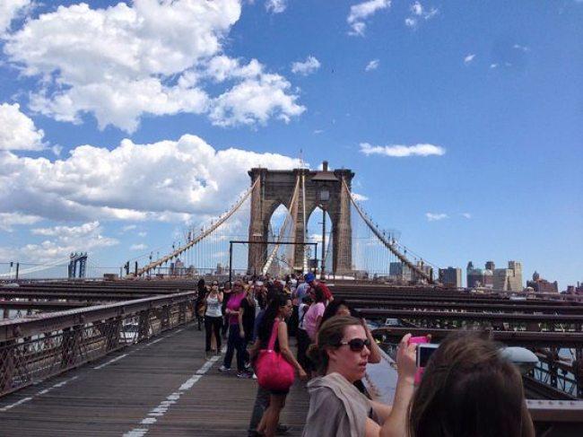 Brooklyn Bridge (ブルックリンブリッジ)
