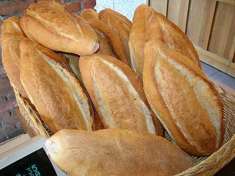 世界のパン トルコ エキメッキ