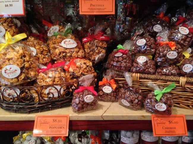 ジャックス・トレース・チョコレート (Jacques Torres Chocolate)