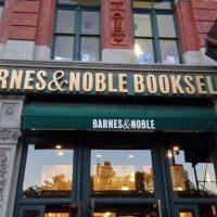 丸1日時間が潰せる本屋!ニューヨークで1番大きい書店『Barnes & Noble』