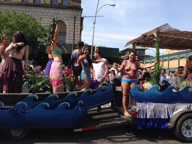 Mermaid Parade (マーメイドパレット)