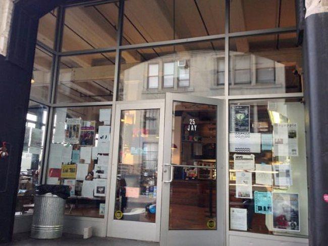 ニューヨーク  ブルックリン  コーヒーショップ  BROOKLYN ROASTING COMPANY