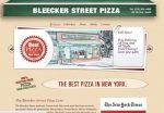 生地がサクサク!ニューヨークのピザ通りにある美味しいピザ屋『Bleecker Street Pizza』