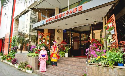 沖縄かりゆし琉球ホテル  バイキング