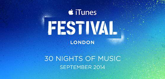 iTunes Festival2014