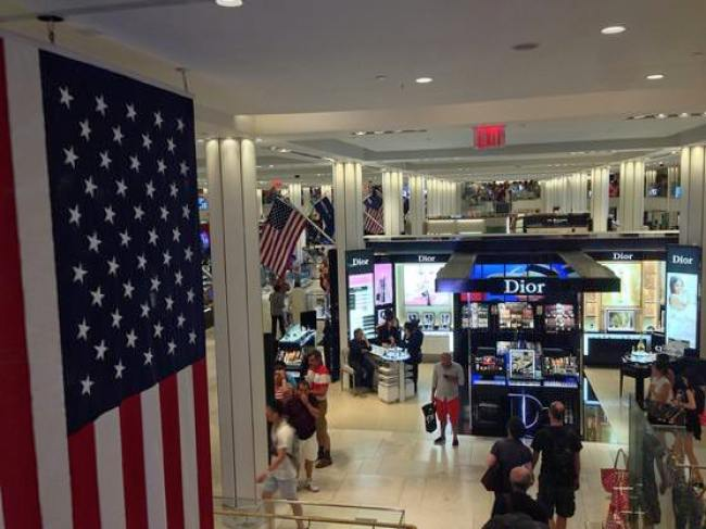米国最大手 百貨店Macy's メイシーズ