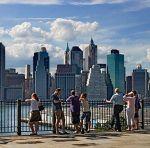 散策はいかが?景観が良いブルックリン高級住宅街のプロムナード (遊歩道)