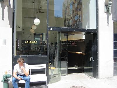 ニューヨーク La Colombe ラ・コロンブ コーヒー