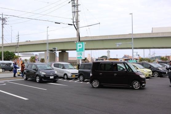 沖縄 ニトリ豊見城店 オープン初日