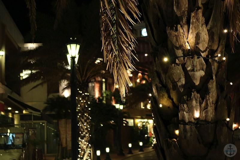 沖縄美浜 アメリカンビレッジイルミネーション2014