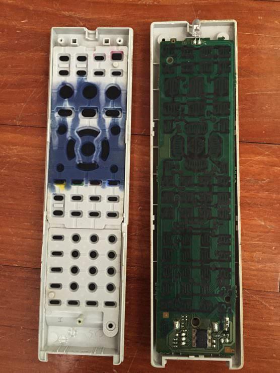 テレビリモコンを自分で修理する方法