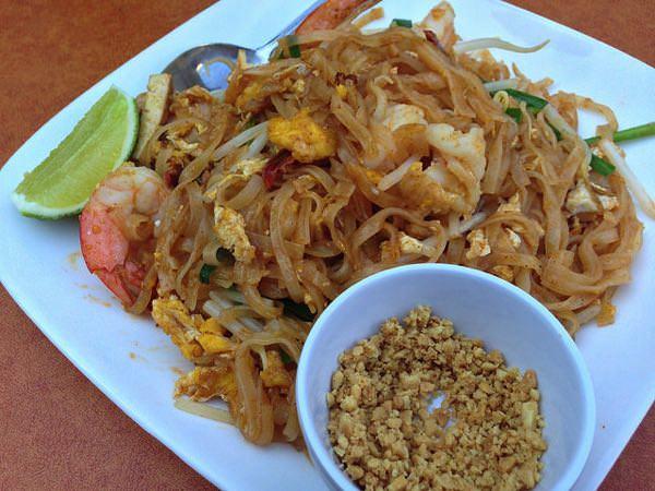 NYウッドサイドにあるタイ料理店『SriPraPhai』