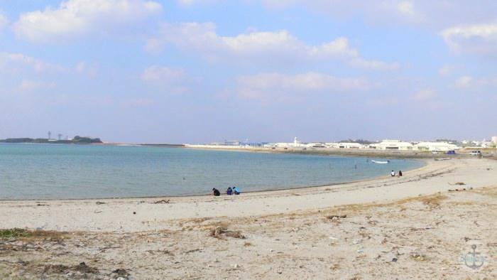 瀬長島ビーチ