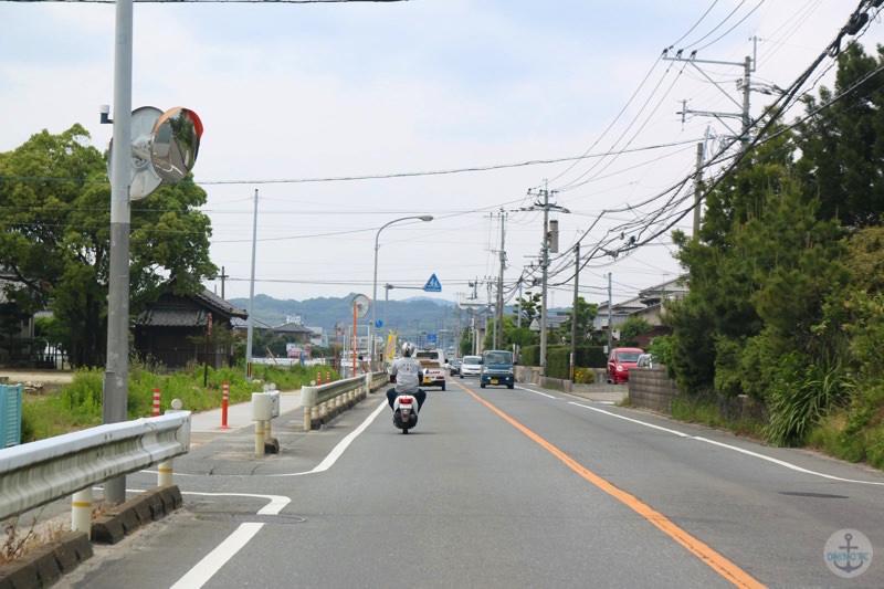 JF糸島『志摩の四季』までの道中