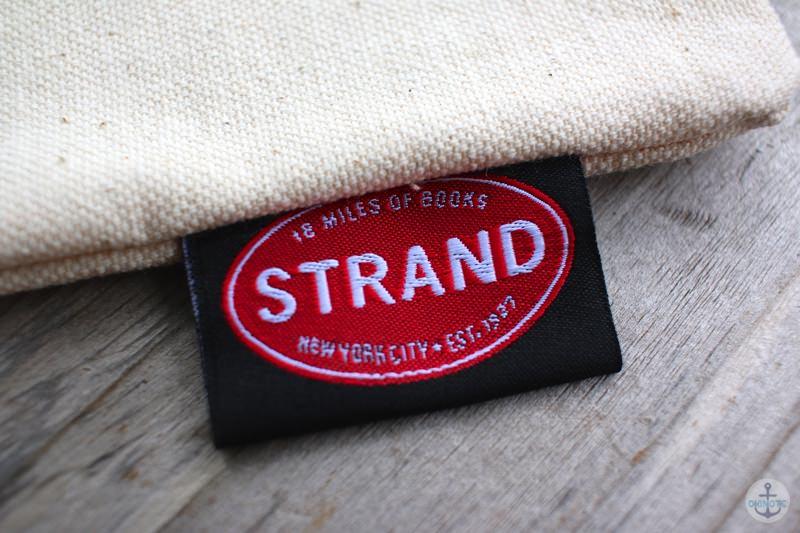 ミスドのストランドトートバッグロゴ