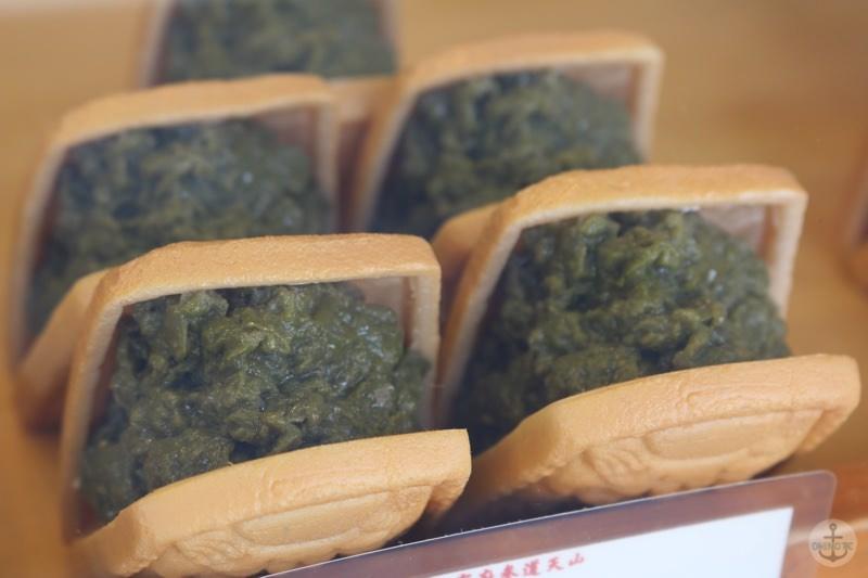 太宰府参道にある抹茶もなか