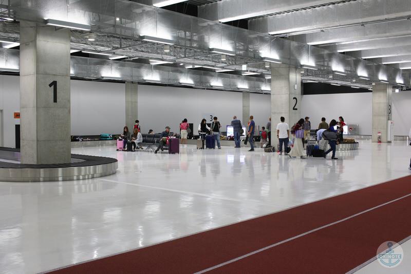 成田空港第3旅客ターミナル 手荷物受取所