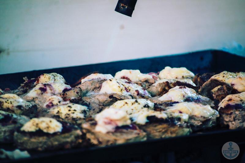OKINAWA FOOD FLEAの美味しそうな肉