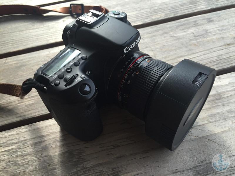 SAMYANG 単焦点魚眼レンズ 12mm F2.8