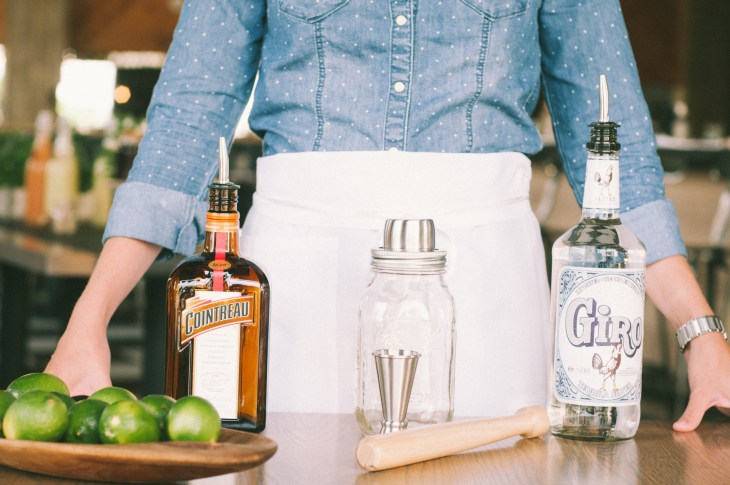 Cocktail Class with Maggie Humphreys of Sharing Thyme